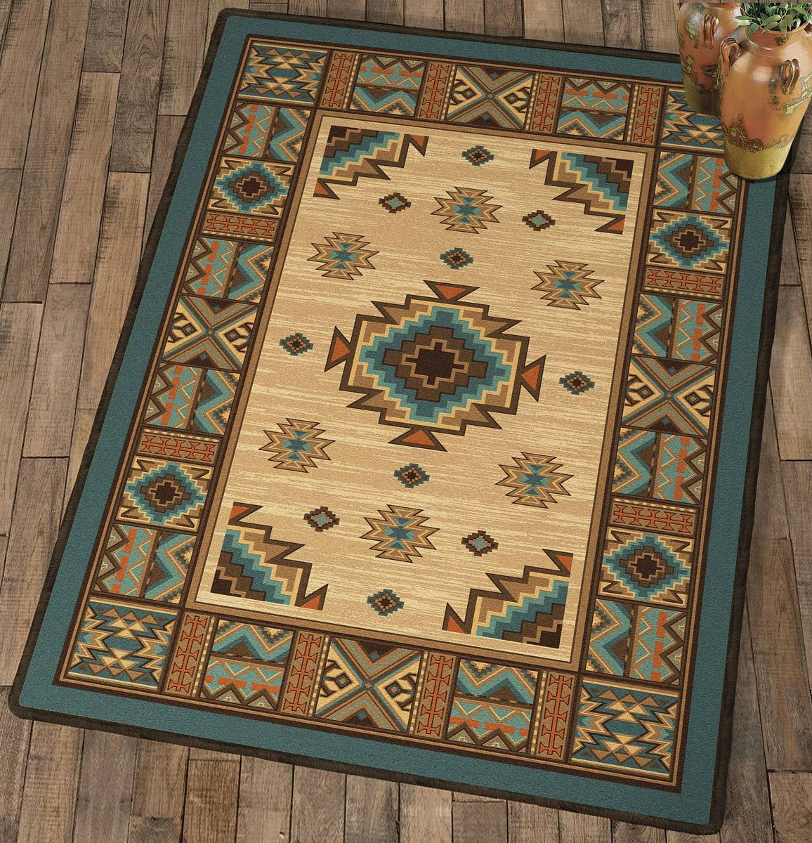 Great Basin Rug - 11 x 13