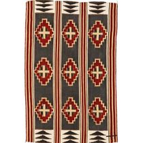 Great Plains Black Rug - 3 x 8