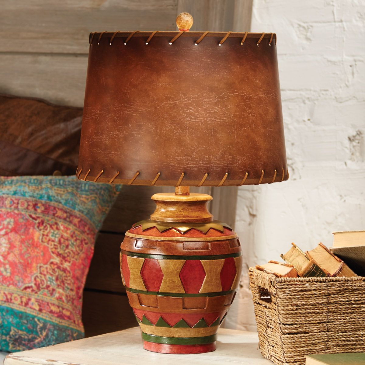 Great Plains Pottery Table Lamp