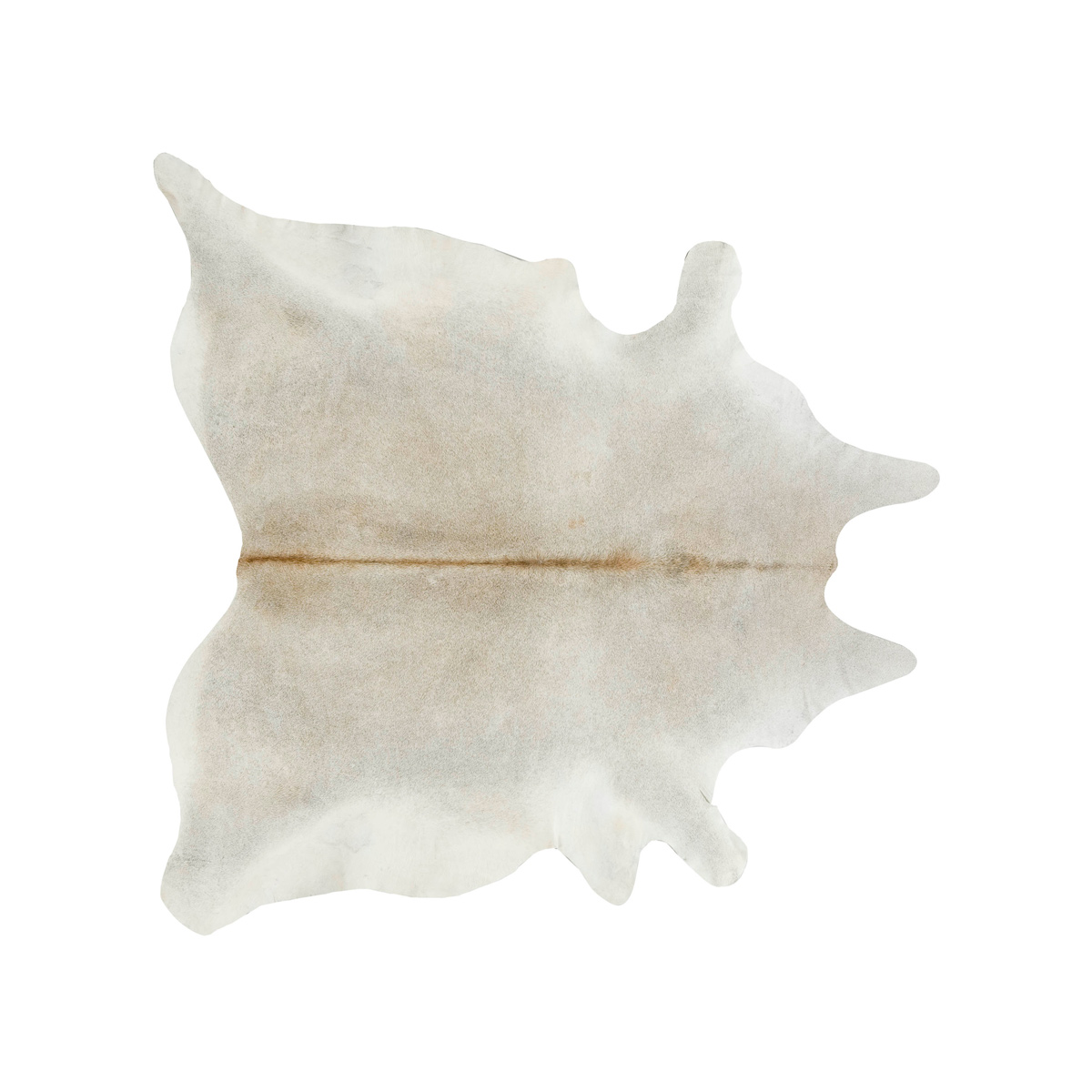 Gris Tan Cowhide Rug - Large