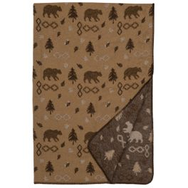 Gunnison Bear Throw