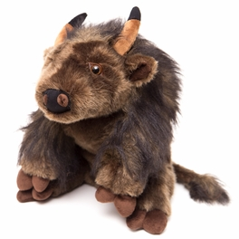 Harry the Bison Stuffed Animal - Small