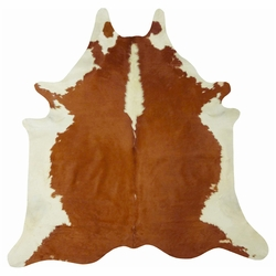 Hereford Cowhides