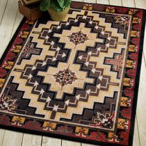 Hill Country Rug - 8 Foot Round