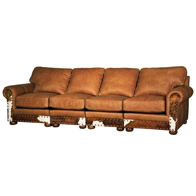 Hinsdale Four Cushion Sectional Sofa