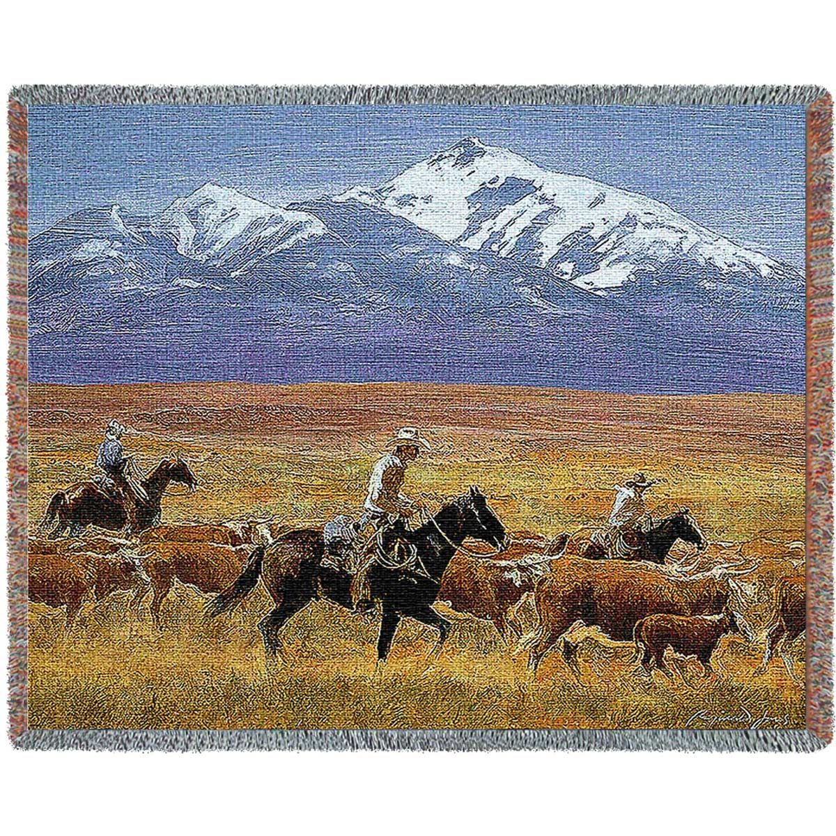 Homeward Bound Blanket