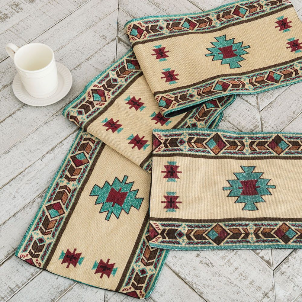 Desert Jewel Table Runner