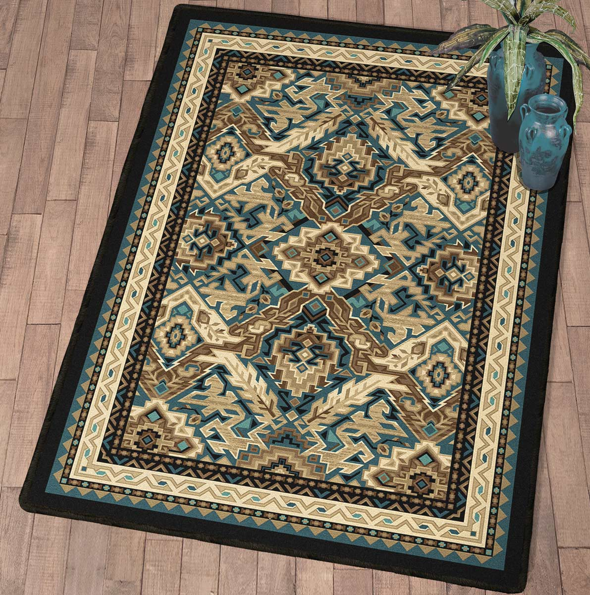 Horizon Mountain Rug - 3 x 4