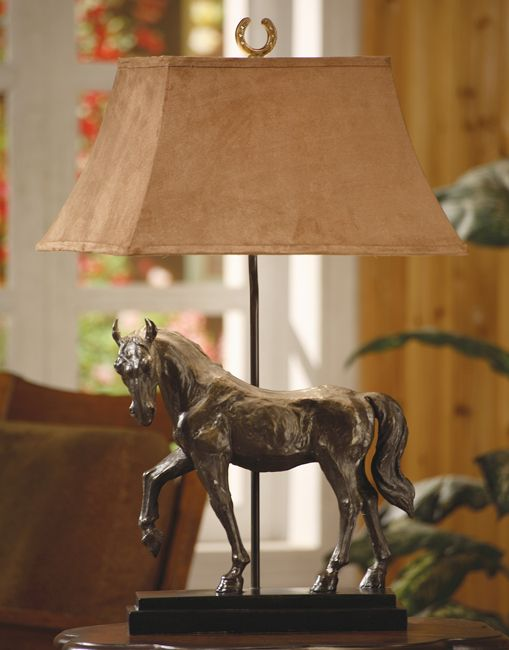 Horse Creek Table Lamp - OUT OF STOCK UNTIL 6/2/2021