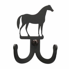 Horse Double Wall Hook