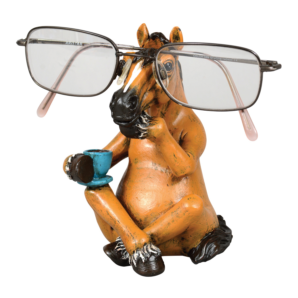 Horse Eyeglasses Holder