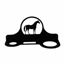 Horse Hair Dryer Rack