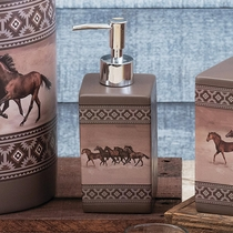 Horse Stampede Lotion Pump