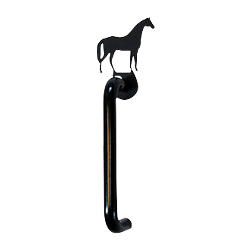 Horse Vertical Door Handle