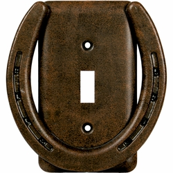 Horseshoe Switch Plate Collection