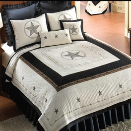 Houston Quilt Bedding Collection