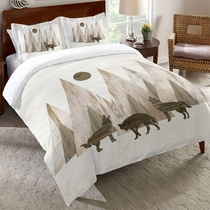 Howling Mountain Comforter - Twin