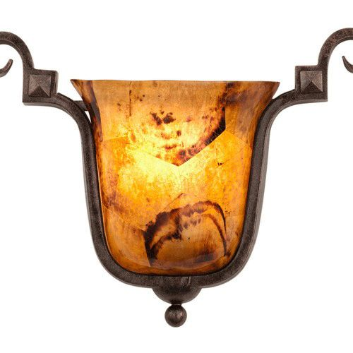 Ibiza 1 Light Wall Sconce