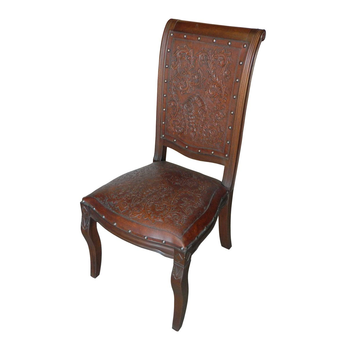 Imperial Colonial Side Chair
