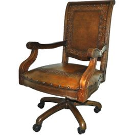 Imperial Office Chair - Classico & Rustic