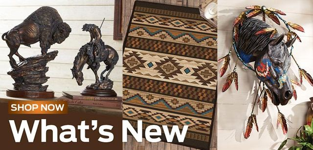 Western Decor Western Bedding Western Furniture Cowboy