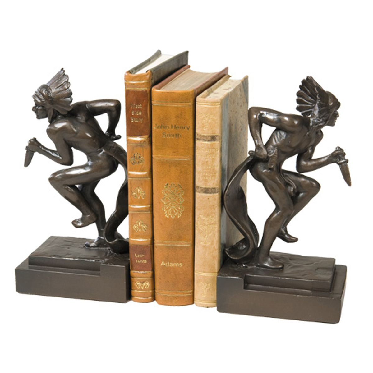 Indian Dance Bookends