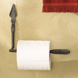 Iron Arrow Toilet Tissue Holder