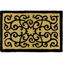 Ironwork Indoor/Outdoor Rug - 2 x 3