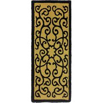 Ironwork Indoor/Outdoor Rug - 2 x 5