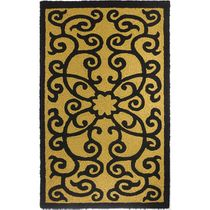 Ironwork Indoor/Outdoor Rug - 5 x 8