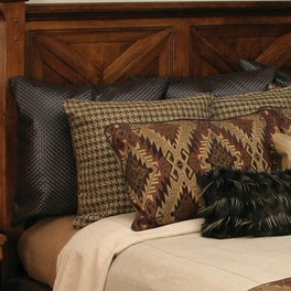 Iroquois Pillows and Shams