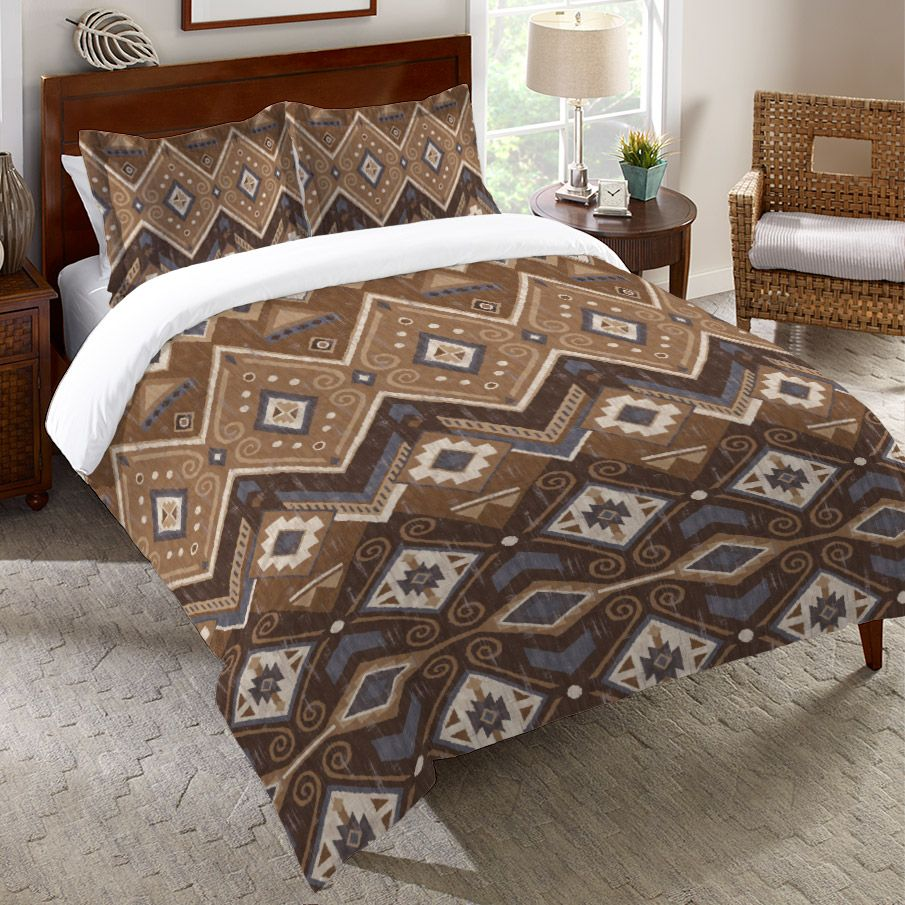 Jackson Lake Duvet Cover - Queen