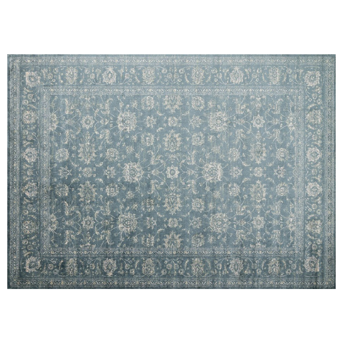 Jed Denim Rug - 2 x 8
