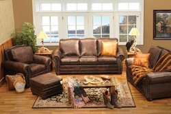 Jerome Davis Timber Leather Collection