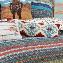 Kilim Hooked Pillow - CLEARANCE