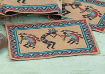 Kokopelli Dance Placemat