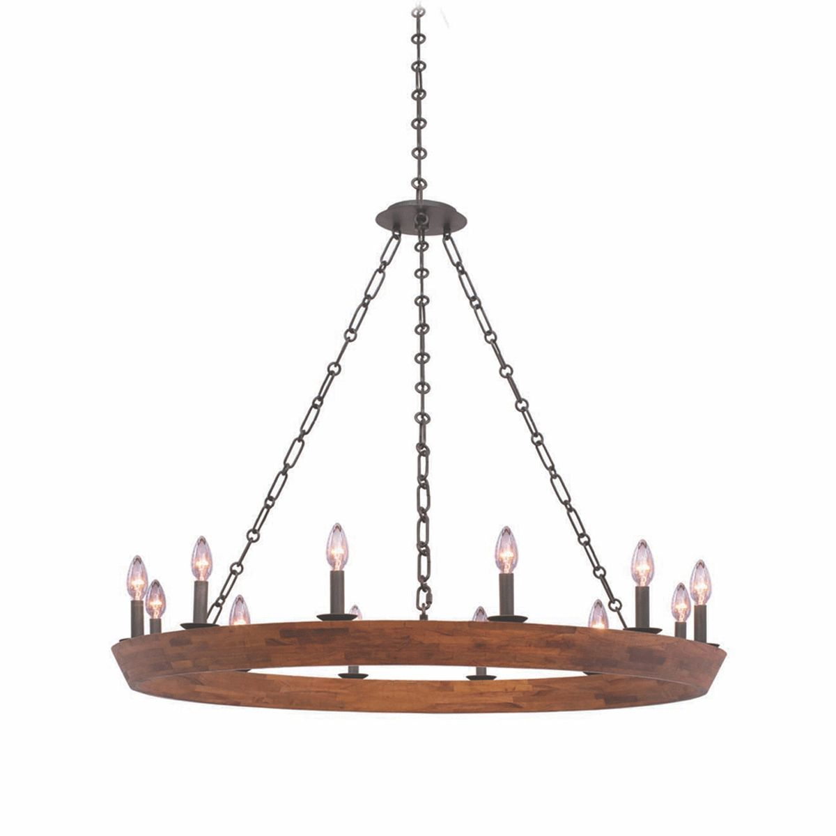Lansdale 12 Light Chandelier