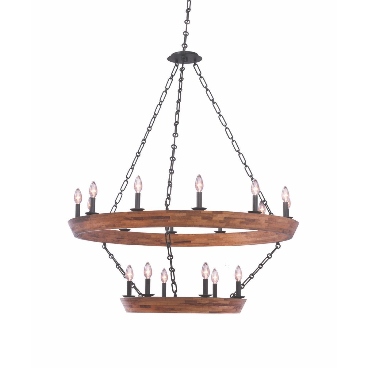 Lansdale 2 Tier Chandelier