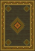 Laramie Hunter Accent Rug