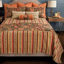 Laredo Desert Luxury Bed Set - Cal King Plus