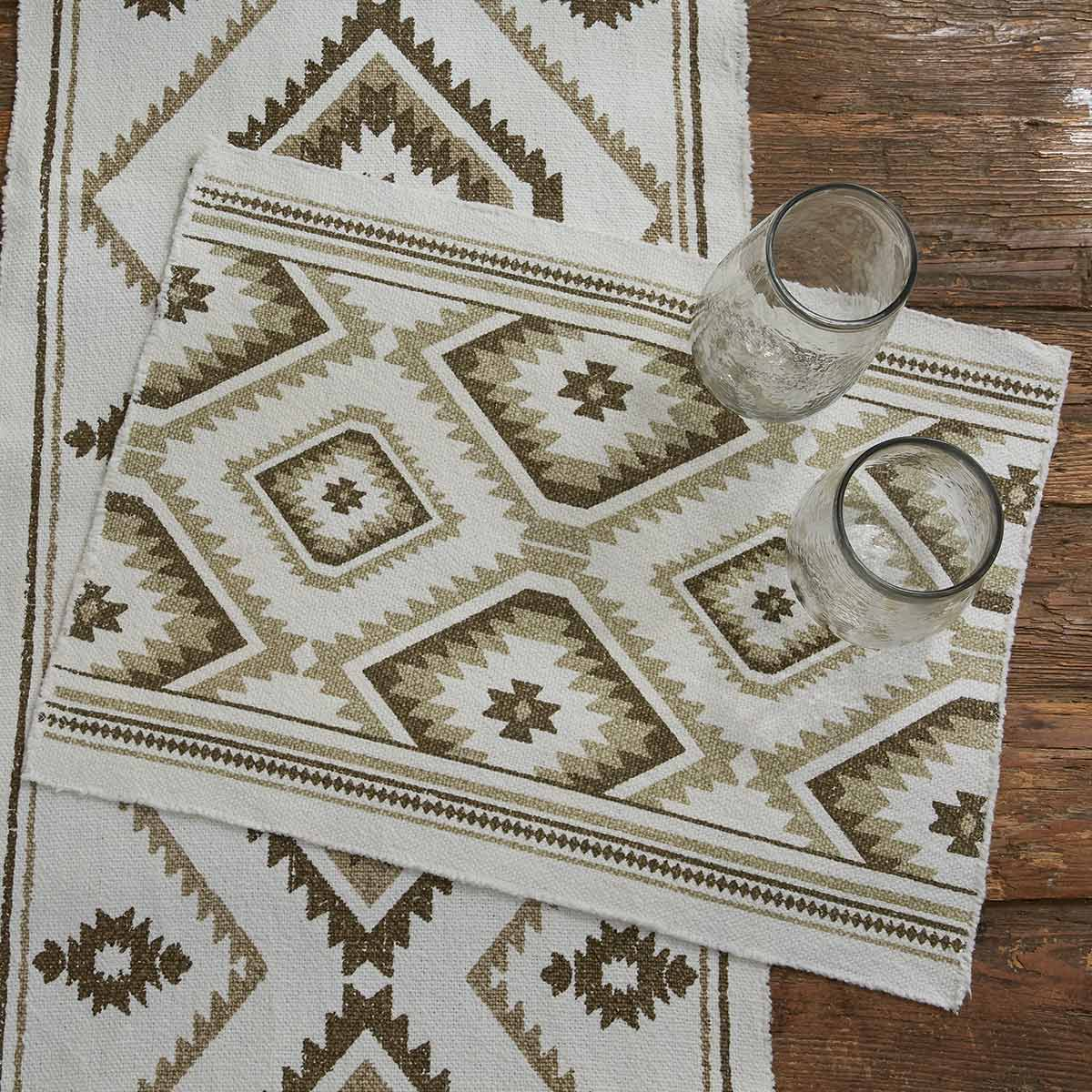 Las Cruces Placemats - Set of 4