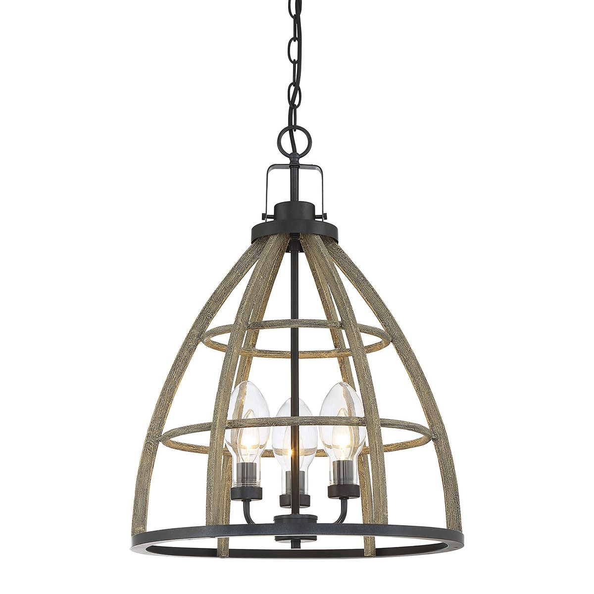 Leanne 3 Light Outdoor Pendant