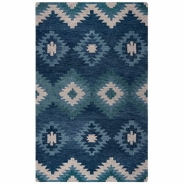 Leone Blue Rug Collection