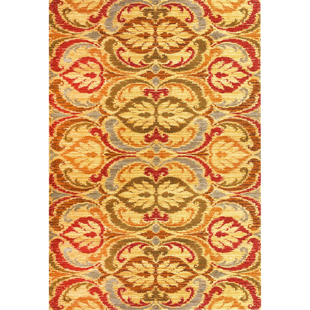 Lifestyles Gold Firenze Rug - 3 x 4