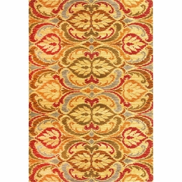 Lifestyles Gold Firenze Rug Collection