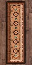 Little River Rug - 2 x 8
