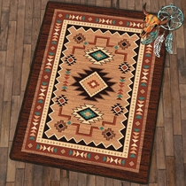 Little River Rug - 8 x 11