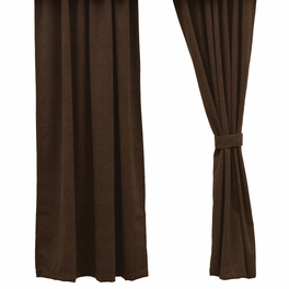 Lodge Lux Rod Pocket Drape