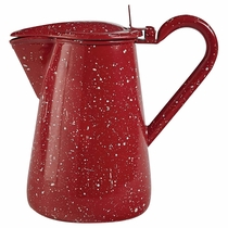 Lodge Red Pitcher