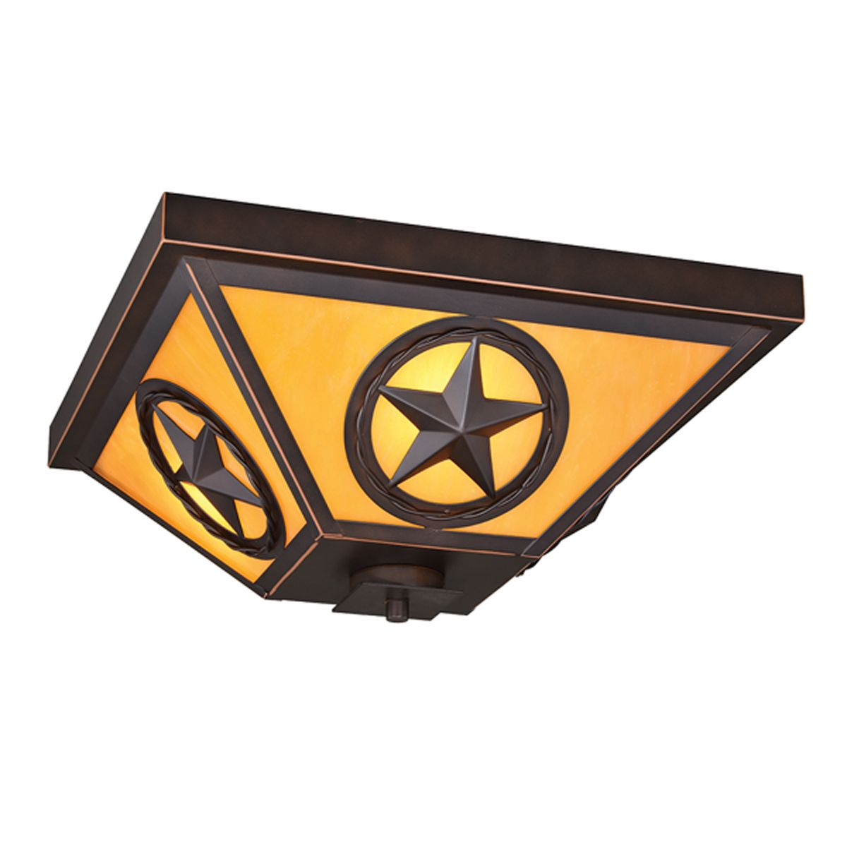Lone Star�Flush Mount Ceiling Light